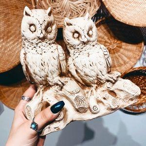 Owl Statue✨